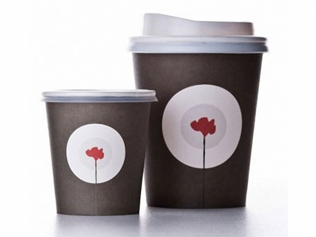 Large Paper Cups For Takeaway