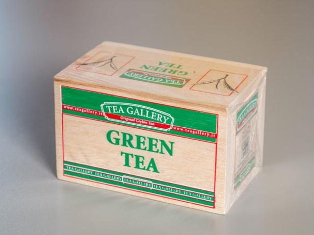 Green Tea Bulk 500g