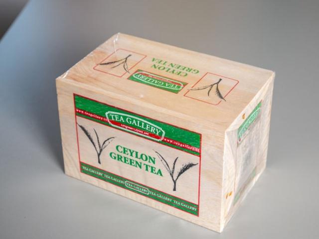 Green Tea Bulk 100g
