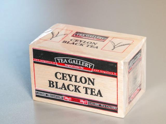Black Tea Bulk 100g